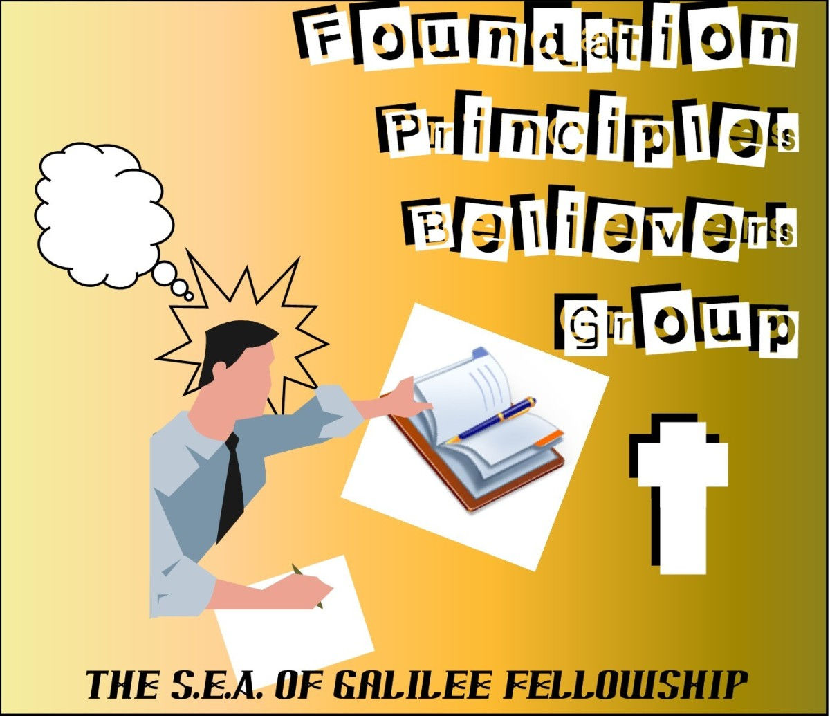 FOundation Principles 12 Step Group